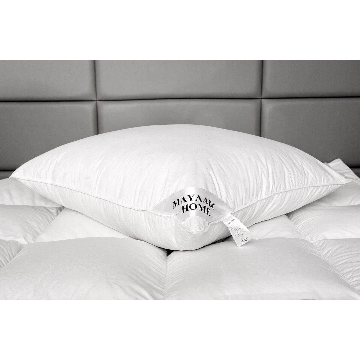 hs16 kissen 80x80 1400 200 g federn daunen 3 kammer. Black Bedroom Furniture Sets. Home Design Ideas