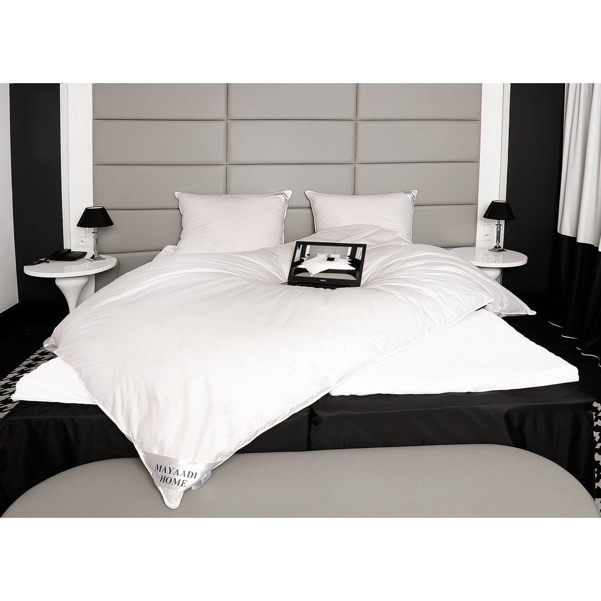 hs62 ballonbett bettdecke oberbett decke federbett 2800g 50 daunen 84 90. Black Bedroom Furniture Sets. Home Design Ideas