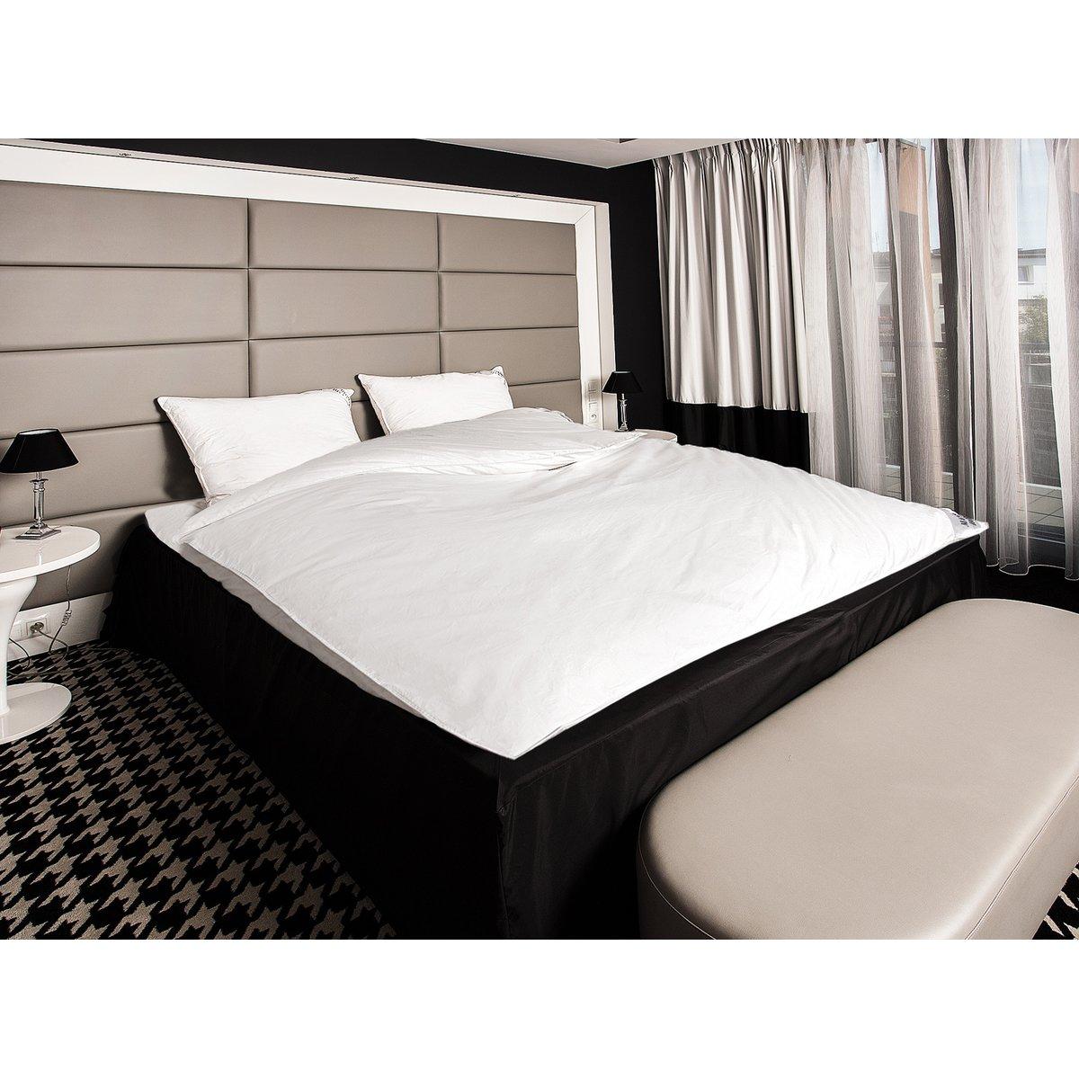 hs63 ballonbett bettdecke oberbett decke federbett 2600g 70 daunen 94 90. Black Bedroom Furniture Sets. Home Design Ideas