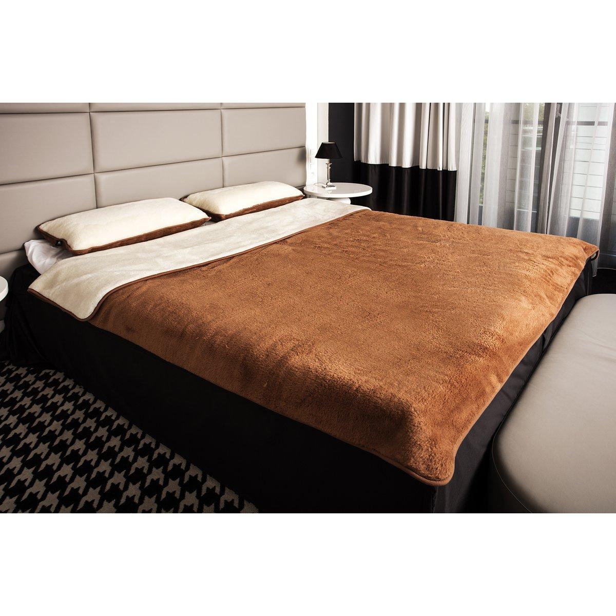 schafschurwolle bettdecke kissen schaf wolle decke schurwolle100 mer 179 90. Black Bedroom Furniture Sets. Home Design Ideas