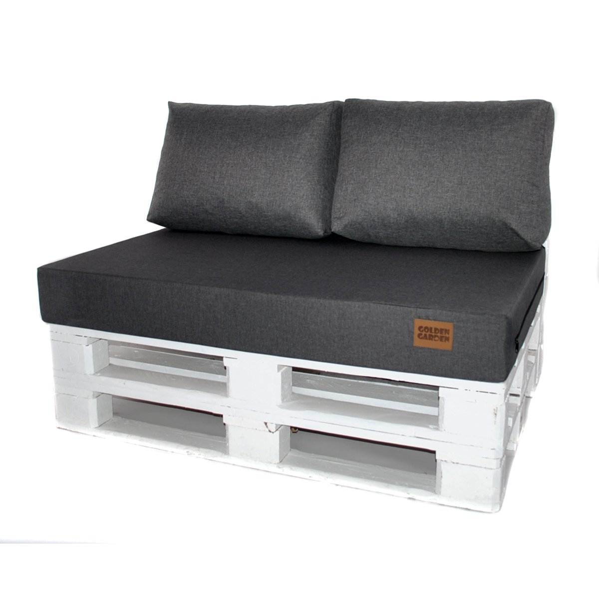 Polster paletten sofa outdoor - Kissen palettenmobel ...