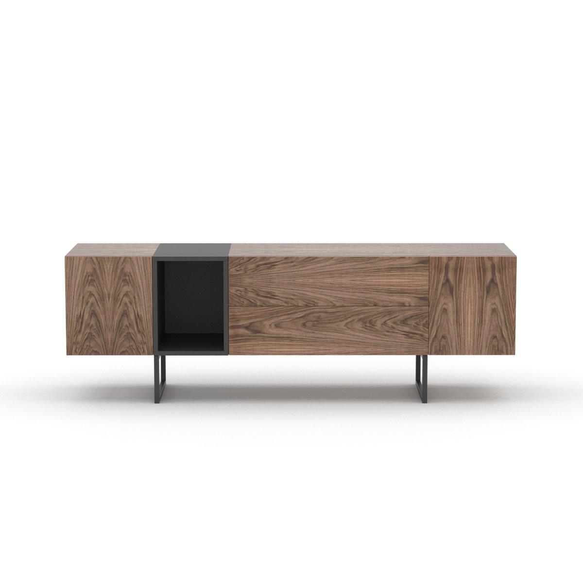 Wunderbar Holz Lowboard Galerie Von Kommode Sideboard Anrichte Wohnzimmer Schrank Abato-180, 799,90