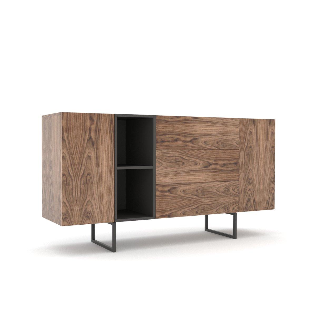 Verzauberkunst Holz Lowboard Ideen Von Kommode Sideboard Anrichte Wohnzimmer Schrank Abato-17, 859,90