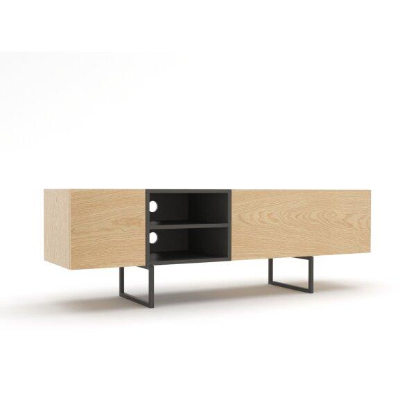 Rtv Regal Sideboard Lowboard Anrichte Wohnzimmer Tv Schrank Abato Rt