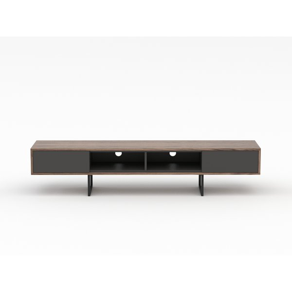 rtv regal sideboard lowboard kommode wohnzimmer tv mobel abato rtv fx o walnuss