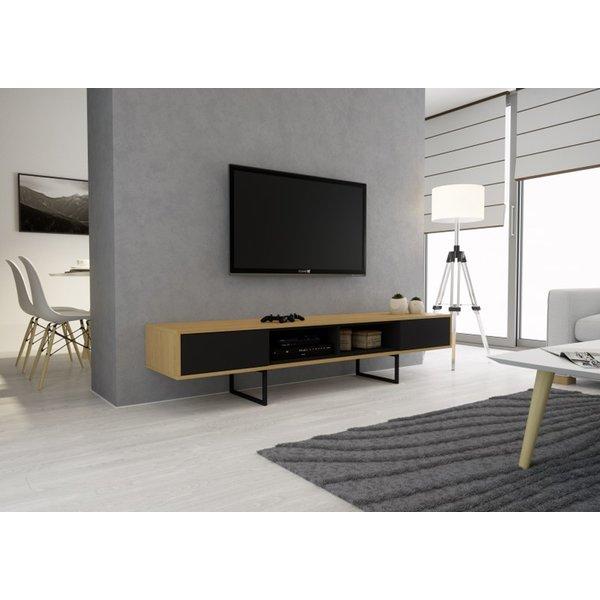 Rtv Regal Sideboard Lowboard Kommode Wohnzimmer Tv Möbel Abato Rtv F